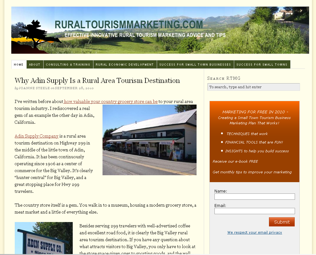 Learn Marketing And Create Work From Rural Development