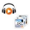 HTML5 MP3 Player & Slideshow Bundle