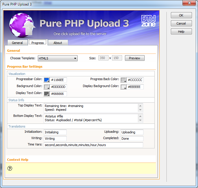 Pure PHP Upload 3