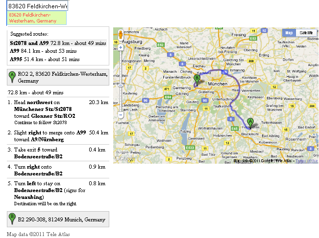 how to use ifit live google maps