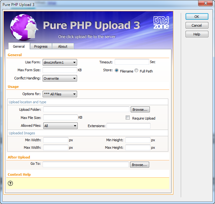 how to make a php file in dreamweaver