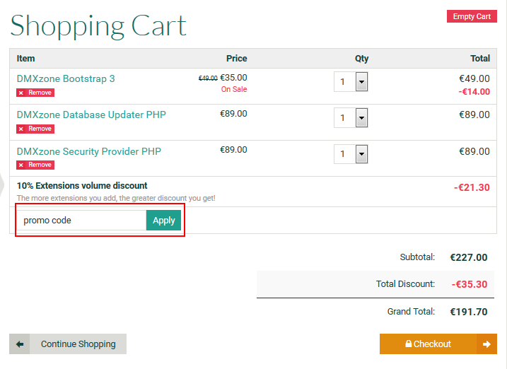 New Payment Methods and Shopping Cart, Please Read! - DMXzone COM