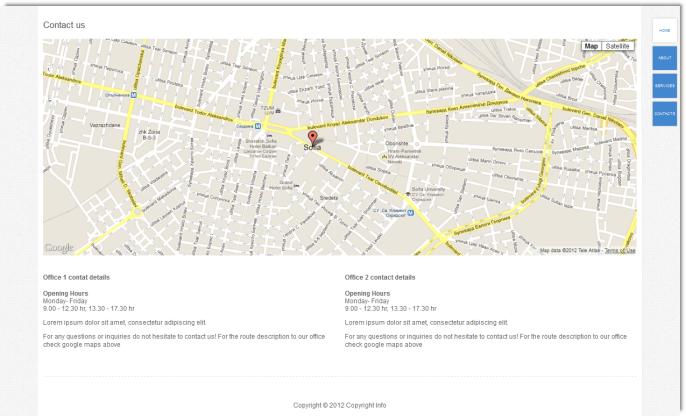 dreamweaver responsive template autos weblog. Black Bedroom Furniture Sets. Home Design Ideas