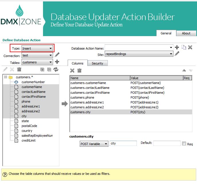 Updated: Replacing Dreamweaver Server Behaviors with DMXzone