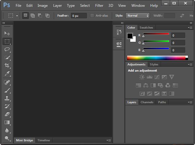 Photoshop cs6 64 bit