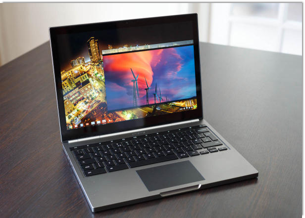 Google's Chromebook Pixel Elevates Chrome OS - News