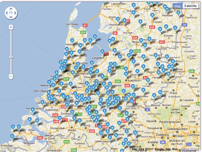 DMXzone Google Maps Customer Showcase - DMXzone.COM on customer feedback, customer events, customer interaction map, customer product map, customer application form, customer location mapping software, customer value map,