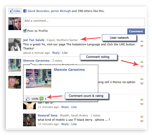 The New Commenting Facebook Comment Photo Download