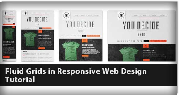 How Fluid Grids Work In Responsive Web Design Articles Dmxzone Com
