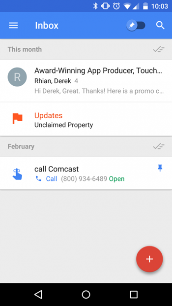 The 15 best Android apps that use material design - Articles