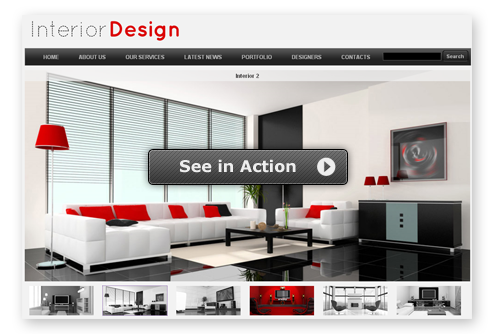 Interior Design Sites on Building An Interior Design Home Page   Dmxzone Com