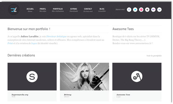 Minimalist web design articles dmxzone com for Minimalist web design