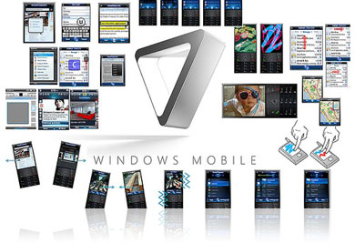 Windows mobile 6.5 innovations