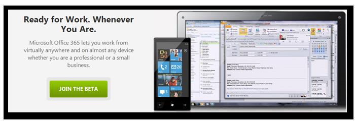 office 365 beta. Microsoft Office 365 Beta