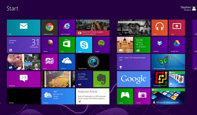 Windows 8 1 Picks up Steam - News - DMXzone COM