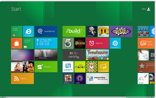 how to turn on your touchscreen windows 8