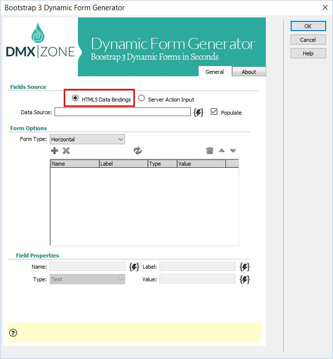 Bootstrap 3 Dynamic Form Generator Reference Articles Dmxzone