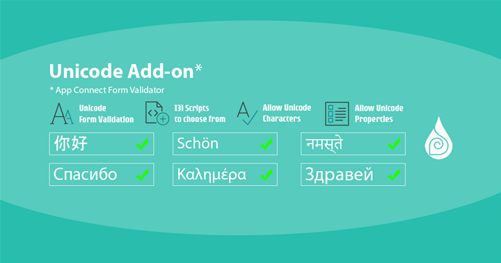 App Connect Validator Unicode Add-on! What to Expect