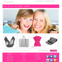 Fresh and free fashion store template dmxzone fresh and free fashion store template maxwellsz